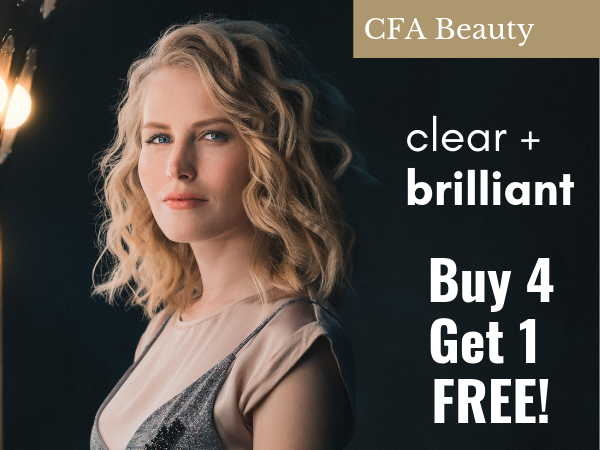 woman-CFA Beauty med spa-clear + brilliant Specials