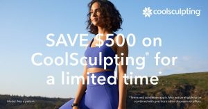 Coolsculpting The Center for Aesthetics - Save $500